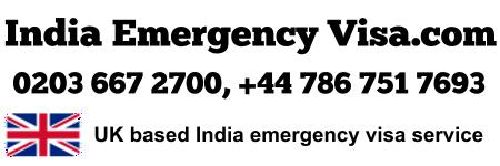 24/7 India Emergency Visa UK Urgent Visa For India London UK